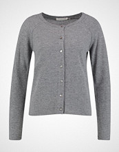 Rosemunde Cardigan medium grey melange