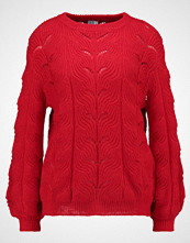Saint Tropez WITH POINTELL Jumper poppy red