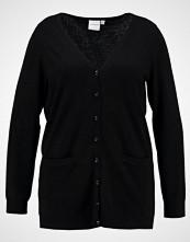 Junarose JRNEWBONUS VNECK LONG CARDIGAN S Cardigan black beauty