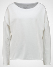 Juvia PLAIN SWEAT Genser white