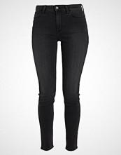 Lee SCARLETT HIGH Jeans Skinny Fit black worn