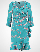 Vero Moda VMHENNA DOT 3/4 WRAP DRESS  Sommerkjole bayberry