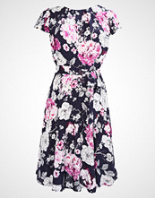 Dorothy Perkins Petite FLORAL DRESS Sommerkjole navy
