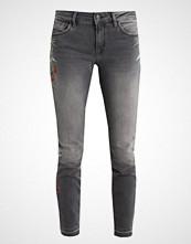 Mavi ADRIANA ANKLE Jeans Skinny Fit grey glam