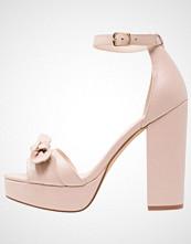 mint&berry Sandaler med høye hæler nude