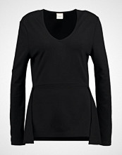 Selected Femme SFGERTI Topper langermet black