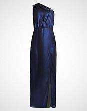 Missguided Petite ONE SHOULDER SHIMMER DRESS Fotsid kjole blue/black