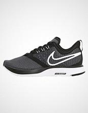 Nike Performance WOMANS ZOOM STRIKE Nøytrale løpesko black/whitedark greyanthracite