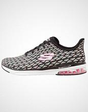 Skechers Sport SKECHAIR INFINITY Joggesko black/multicolor/pink