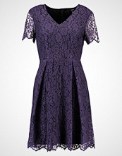 Vero Moda VMINGRID SHORT DRESS Cocktailkjole nightshade/with black