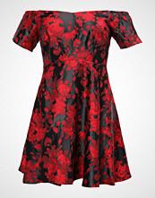 Missguided Petite BARDOT DRESS Sommerkjole red