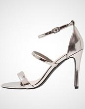 Dorothy Perkins BIANCA Sandaler med høye hæler pewter
