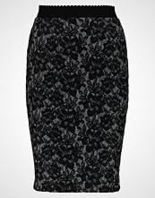 New Look BONDED SKIRT Blyantskjørt black