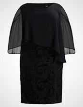 ADIA DRESS BURN OUT Sommerkjole black