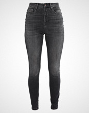 Only ONLPOSH ANKLE  Slim fit jeans dark grey denim
