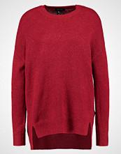 New Look ASPEN LONGLINE Jumper red