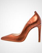 Zign Høye hæler red metallic