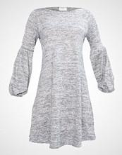 Wallis Petite SLEEVE BALLOON DRESS  Strikket kjole grey