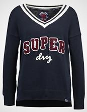 Superdry SUPER LOGO VEE Jumper navy