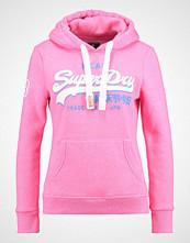 Superdry VINTAGE LOGO TRI ENTRY HOOD Hoodie snowy pink