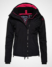 Superdry POP ZIP ARCTIC Lett jakke black