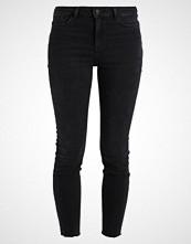 New Look LIFT & SHAPE RIPPED FRAY HEM SHAPER Jeans Skinny Fit black