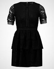 Missguided Petite FULL LAYERED MINI DRESS  Cocktailkjole black