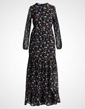 Vero Moda VMROSE  Fotsid kjole schwarz, lila