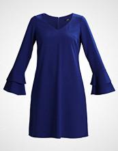 Wallis DOUBLE FLUTE SLEEVE DRESS Sommerkjole cobalt
