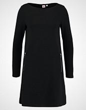GAP SWNG Strikket kjole true black