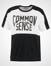 TWINTIP Tshirts med print black/white