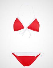 TWINTIP SET Bikini white/red