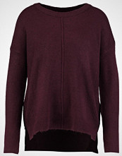 Q/S designed by LANGARM Jumper red wine