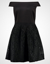 Anna Field Curvy FLARED DRESS Cocktailkjole black
