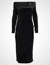 Wallis OFF SHOULDER DRESS Cocktailkjole black