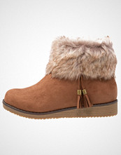 Evans WIDE FIT ASHLEY Ankelboots brown