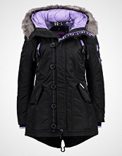 Superdry Parka black/lilac