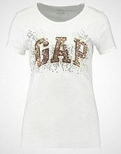 GAP STAR TEE Tshirts med print white