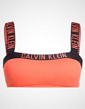 Calvin Klein Swimwear BANDEAU Bikinitop hot coral