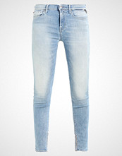 Replay JOI ANKLE  Jeans Skinny Fit blue denim