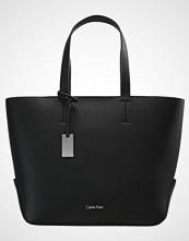 Calvin Klein EDIT MEDIUM Håndveske black