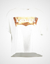 Levi's GRAPHIC TEE Tshirts med print copper/white
