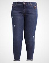Zizzi EMILY Jeans Skinny Fit dark blue