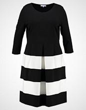 Anna Field Curvy Jerseykjole white/black