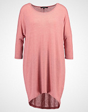 Vero Moda VMHONIE LOOSE LONG Strikket kjole ash rose