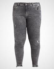 Zizzi NILLE Jeans Skinny Fit dark grey denim