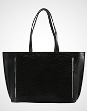 Whistles BLACK CROC PONY Håndveske black