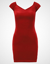 Miss Selfridge SWEETHEART DRESS Jerseykjole red