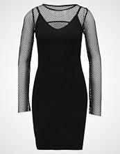 Even&Odd DRESS Jerseykjole black
