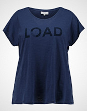 Zizzi Tshirts med print medieval blue
